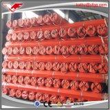 Tubo redondo de acero galvanizado del precio bajo de la buena calidad