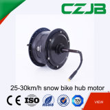Jb-104c2 motor sem escova traseiro do cubo da bicicleta da gordura E da roda 750watt