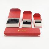 Ювелирных изделий специальной бумаги Flip коробка верхних смещенных бумажная (J58-E)