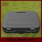 軍の戦術的な32cm堅いプラスチック工具箱銃のスーツケース