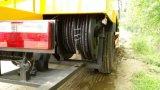 9m3道掃除人タンクトラックの高圧クリーニングのトラック