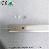 Balanço da mão, Unifore Souce claro, luz de alumínio do gabinete do diodo emissor de luz