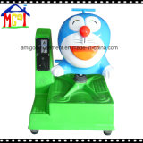 Piccolo batterista del Kiddie del giocattolo elettrico a gettoni di giro