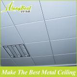 Comité van het Plafond van het Aluminium van het Bureau van de Kleur van 600*600mm het Witte