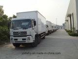 쉽게 청소가능한 FRP는 근수를 위한 트럭 바디를 말린다