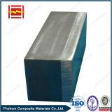 Giuntura di transizione per la sovrastruttura di alluminio della saldatura al guscio d'acciaio