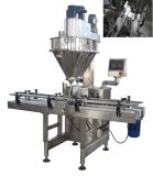 Máquina de enchimento automática de dois frascos das pistas