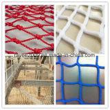 BS-haltbares Polyester Raschel Standardpolyäthylen-knotenloses Netz
