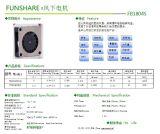 De nieuwe Elektronische Ventilator van de Ventilator Fb1804s