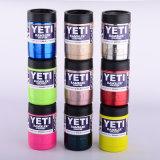 Vácuo colorido copo isolado 12oz 20oz 30oz do Yeti do refrigerador do Tumbler do Rambler do Yeti do aço inoxidável