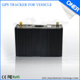 GPS pequeno que segue o dispositivo com relatório da milhagem