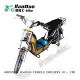 2017 venta caliente 500W motor de bicicleta eléctrica con batería de 60V 20ah