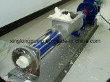 Xinglong 진보적인 진지변환 각종 점성의 액체를 위한 단 하나 나선식 펌프