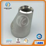 Wp304 / 304L Con. Adaptador de tubulação de redução com Dnv (KT0024)