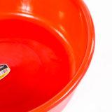 55cm großes farbiges Plastikwäsche-Bassin mit hochwertigem