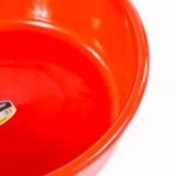bassin van de Was van 55cm het Grote Grootte Gekleurde Plastic met Hoogste Kwaliteit