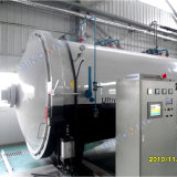 autoclave di laminazione di vetro del acciaio al carbonio di 2650X5000mm (SN-BGF2650)