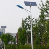 lampe solaire extérieure de réverbère de 3m Pôle 7W DEL