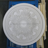 Polyurethan-Rosette-Medaillon PU-Decke Hn-011