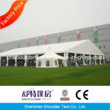 賃借りおよび使用料のための品質PVCファブリック玄関ひさし2000の人のテント