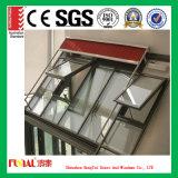Finestra di alluminio della tenda della traversa