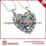 Collar de imitación de la joyería del regalo del día de madre con dimensión de una variable del corazón