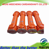 OEM/ODM SWC Typ Kardangelenk-Welle/Universalwelle/Ersatzteile für Gummimaschinerie