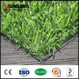 Fabrik-förderndes künstliches grünes Gras für Lebesmittelanschaffung-Dekoration