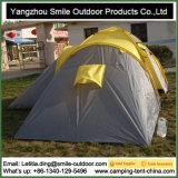 9 Man 3 Room Design Tenda de Camping Familiar Profissional à Prova de Água