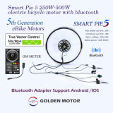 전기 자전거 모터의 지능적인 파이 5 세대 200W-400W 전기 자전거 Kit/BLDC 모터 허브 모터 또는 No. 1 선택