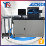 Máquina de dobra automática Multifunctional Sloting do CNC e corte fazendo a máquina do sinal