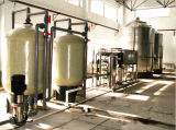 Usine industrielle d'eau potable de RO de la machine 30t/H de dessalement d'eau salée