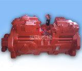 掘削機は分ける油圧ポンプAss'y (H3V112)を