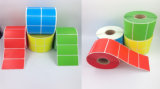 Свободно ярлык липкой бумага высокого качества конструкции