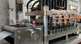 Dach-Binder-Rolle, die Maschine bildet