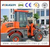 Eougem 1.6トンの高品質の車輪のローダー
