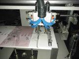 Автоматическая печатная машина экрана плоской кровати для тенниски/одежды/одежды/ткани/Non-Woven/полиэтиленовой пленки/кожи/ботинок Vamp/одежды тапочки/Оксфорд