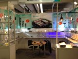 Luzes de venda quentes do gabinete do diodo emissor de luz 1W com CE