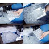 Kleine Undercounter Eis-Würfel-Hersteller-Eis-Maschine