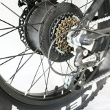 脂肪質のタイヤ電気Foldable高速Ebike