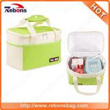 Pequeñas promocionales portátil de viaje aislamiento térmico refrigerador del hielo Bolsas para el almuerzo, Can, comida, comida campestre
