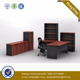 木のオフィス表の穀物のデスクトップの事務机(HX-FCD009)