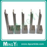 Metallkarbid Höhenflossenstation-Precison, das Block-Set für Form-Teil lokalisiert