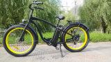 26*4.0 Strand-Schnee-fetter Gummireifen-elektrisches Fahrrad des Zoll-500W, motorisiertes Fahrrad des Berge