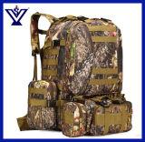 Bolso al aire libre del deporte del bolso del bolso del morral del bolso militar táctico del ejército