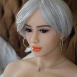 Wirkliches reizvolles Mädchen-männliches Geschlecht der Geschlechts-Puppe-158cm spielt Abbildungen