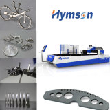 Tagliatrice del laser della fibra della lamina di metallo dei 2017 acciai inossidabili/acciaio al carbonio/acciaio dolce 500W 1000W