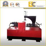 油圧カバー端のネッキング機械