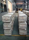 Profil en aluminium personnalisé d'extrusion de fini de 6063 moulins