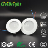 Ce RoHS 7W antidéflagrant LED Downlight plafonnier